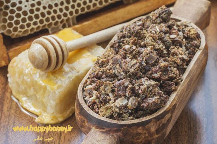 عسل و بره موم چیست