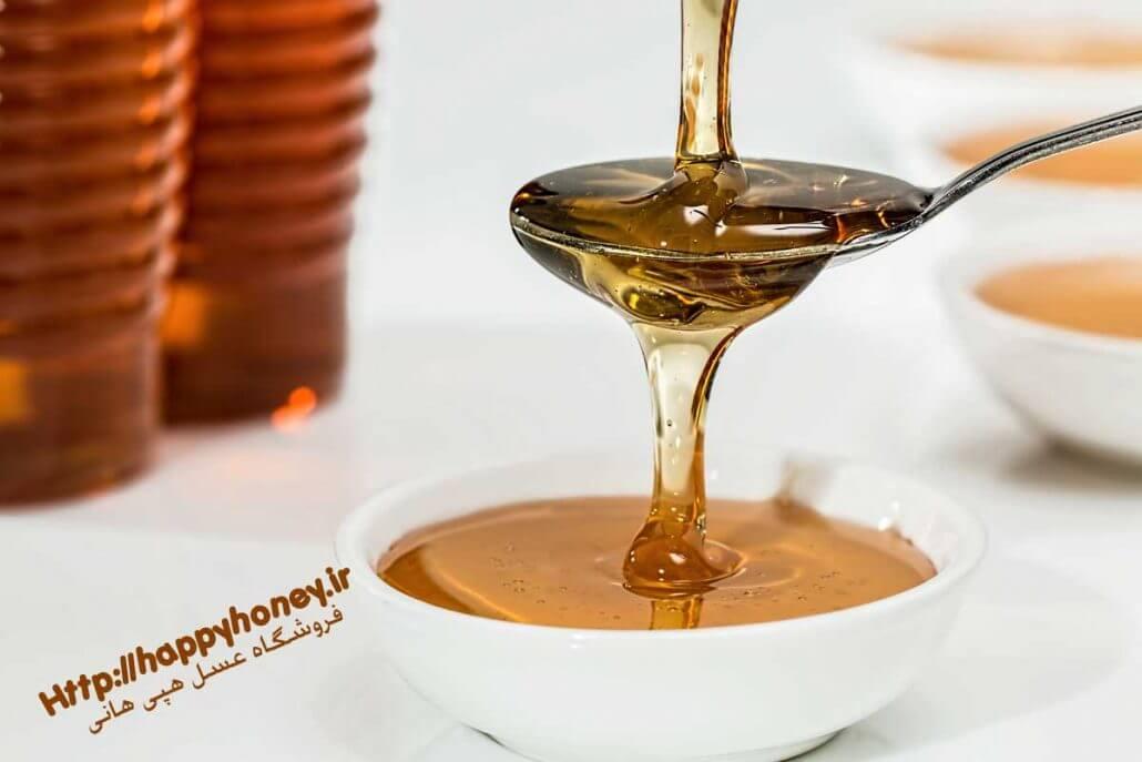 بهترین روش مصرف عسل